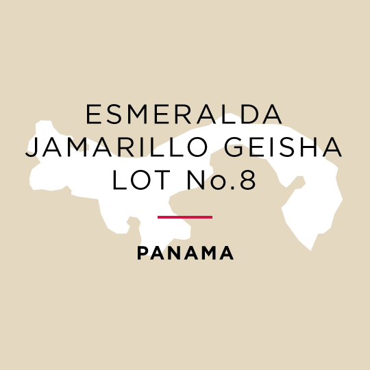 Winner *Best of Panama* Hacienda Esmeralda Special Jamarillo - Auction Lot No.8