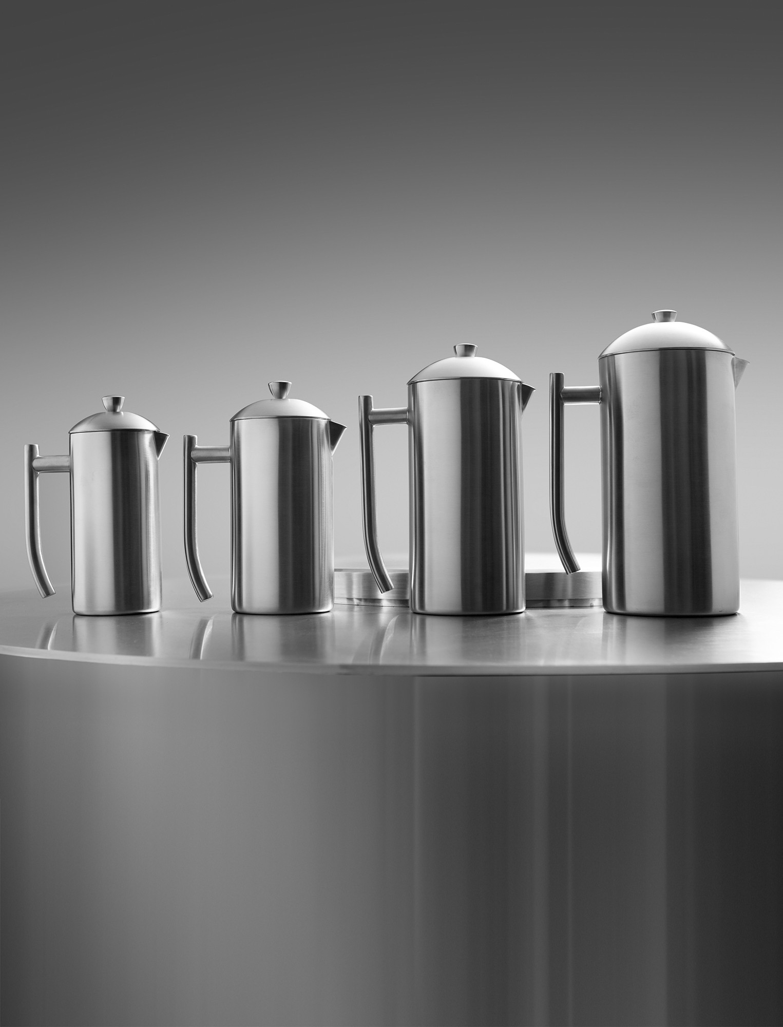 Frieling Stainless Steel French Press Brushed