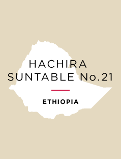 Ethiopia Hachira - Suntable No. 21