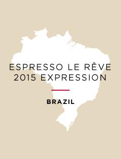 Espresso Le Rêve *2018 Expression*